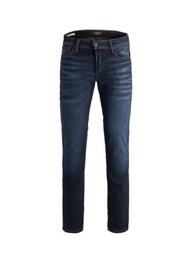 Jack & Jones Jack & Jones Regular Fit Erkek Denim Pantolon Renksiz